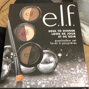 Brand new elf eyeshadow gift set